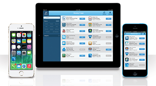 MaaS360 Mobile Device Management for Apple iOS | MDMSecured com